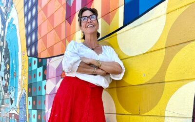 Marin-based founder Pamela Hadfield looks to the psychedelic future of women's health